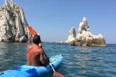 In canoa (Due Sorelle)