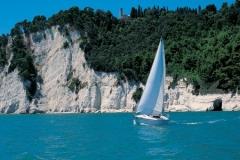 Escursioni in barca a vela (Numana)