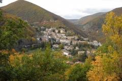 Le colline di Serrapetrona